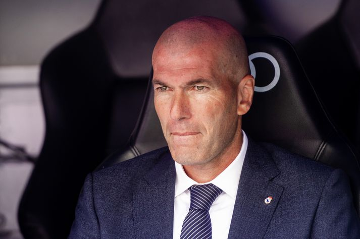 Zidane missti eldri bróður sinn.