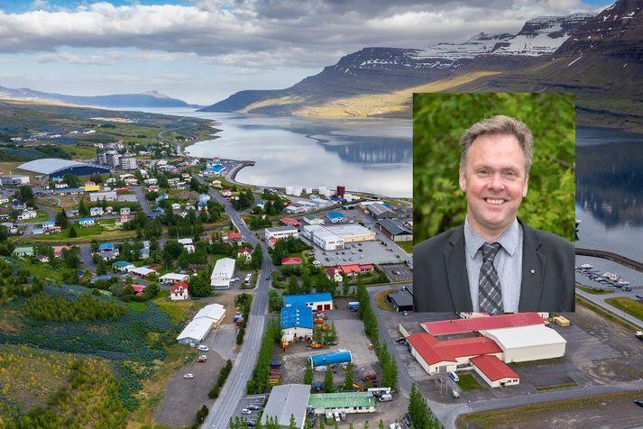 Jón Björn Hákonarson er nýr bæjarstjóri Fjarðabyggðar.