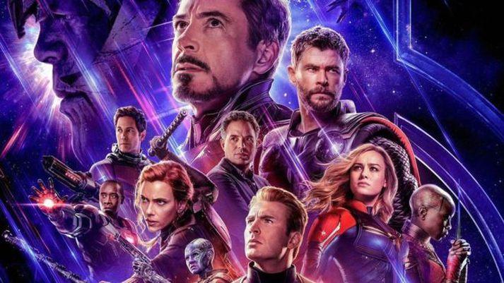 Avengers hefur fengið afar góða dóma