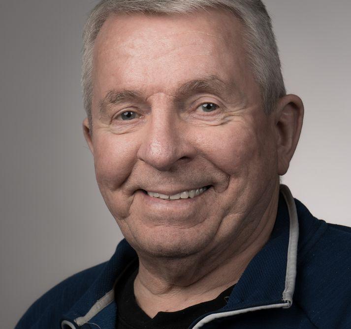 Stefán Dan Óskarsson.