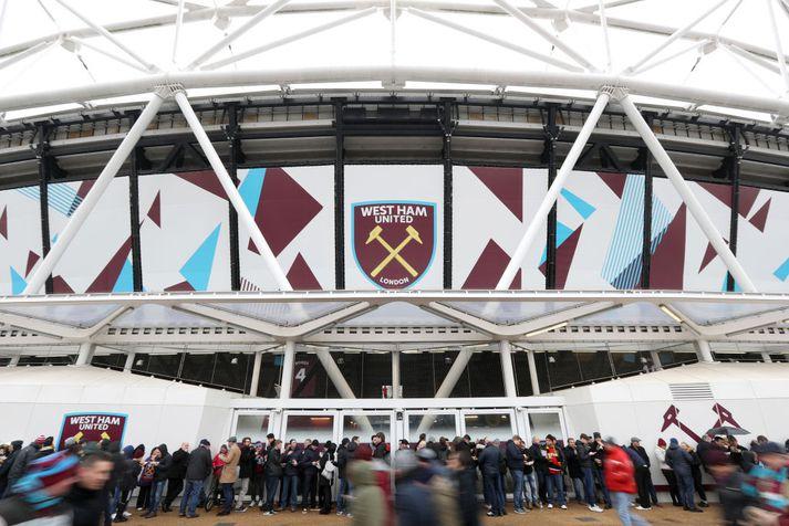 West Ham spilar á Lundúnavellinum
