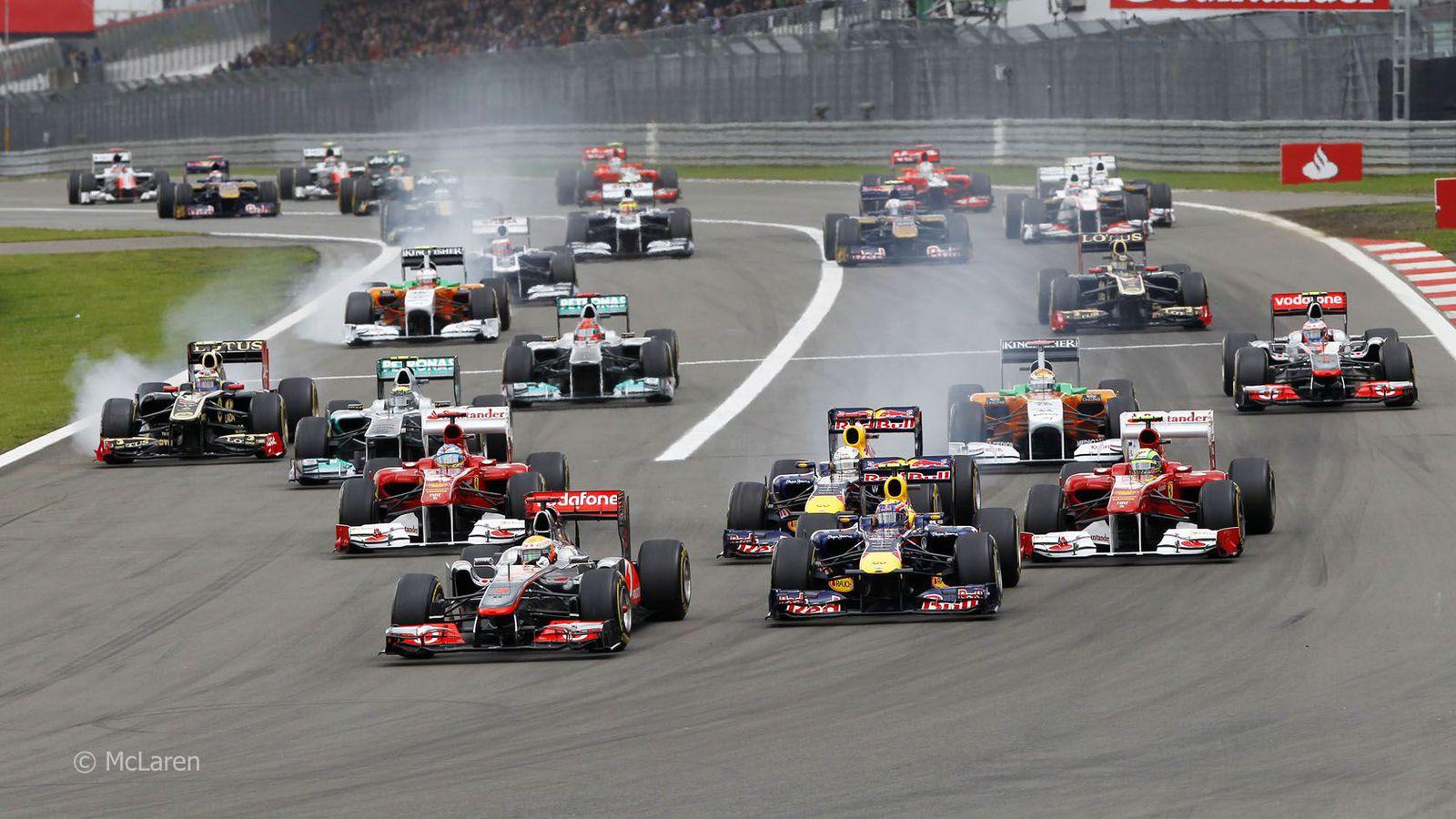 nürburgring formel 1 2019