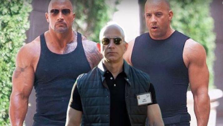 Bezos er langríkasti maður heims.
