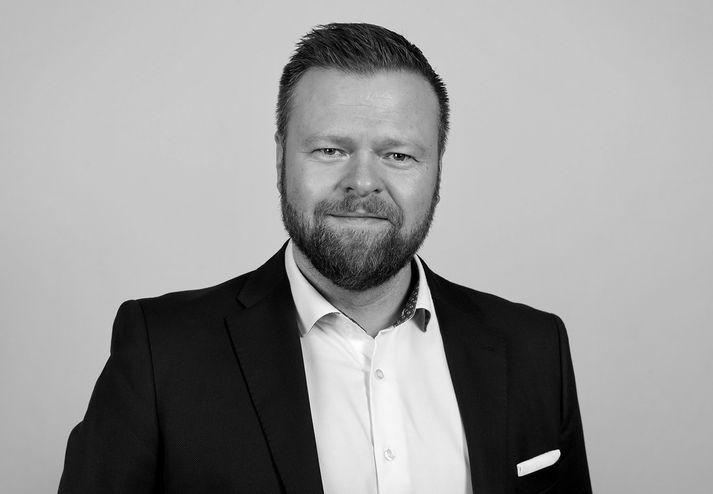 Georg Haraldsson hefur áður starfað hjá Iceland Travel, Marorku, Völku, Iceland Express og Dohop.