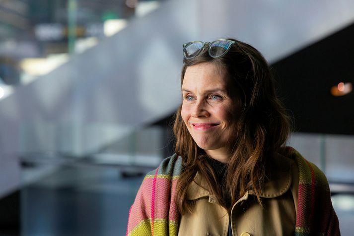 Katrín Jakobsdóttir, forsætisráðherra.