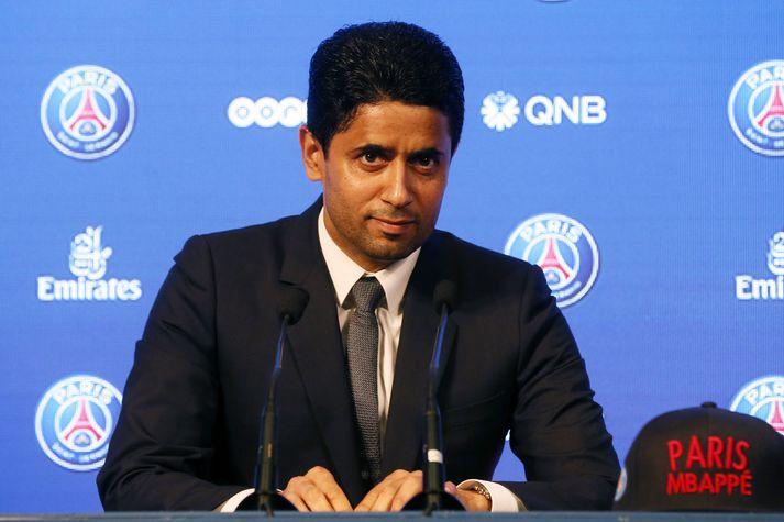 Nasser Al-Khelaifi er nýr formaður ECA.