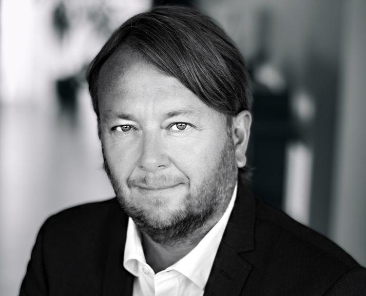 Jóhann Gunnar Jóhannsson.