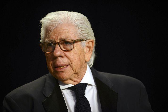 Carl Bernstein skrifaði ítarlega um Watergate-málið á sínum tíma ásamt félaga sínum Bob Woodward á Washington Post.