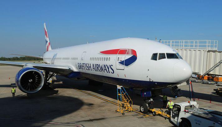 Floti IAG, þar á meðal British Airways, samanstendur af Airbus og Boeing-flugvélögum.