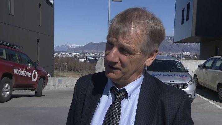Ólafur verður einn af spekingum Pepsi Max Stúkunnar í sumar.