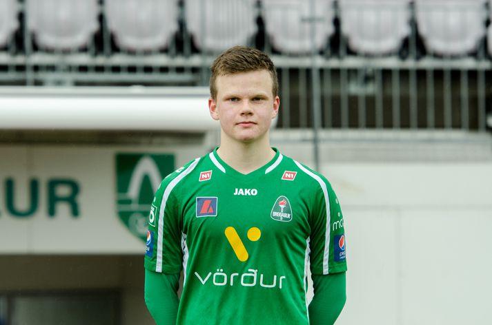 Kolbeinn Þórðarson.
