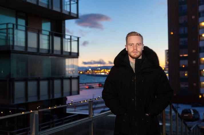 Arnar Sveinn Geirsson er forseti Leikmannasamtaka Íslands.