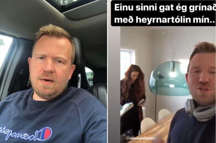 Sóli segir farir sínar ekki sléttar á Instagram.