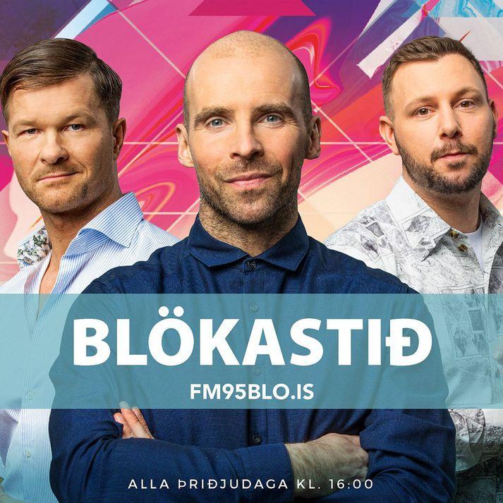 FM957 kynnir hlaðvarpið Blökastið