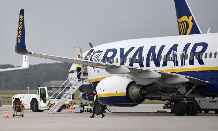 Málið snýr að fjárstyrkjum sem Frakkar veittu Ryanair á árunum 2008 og 2009.