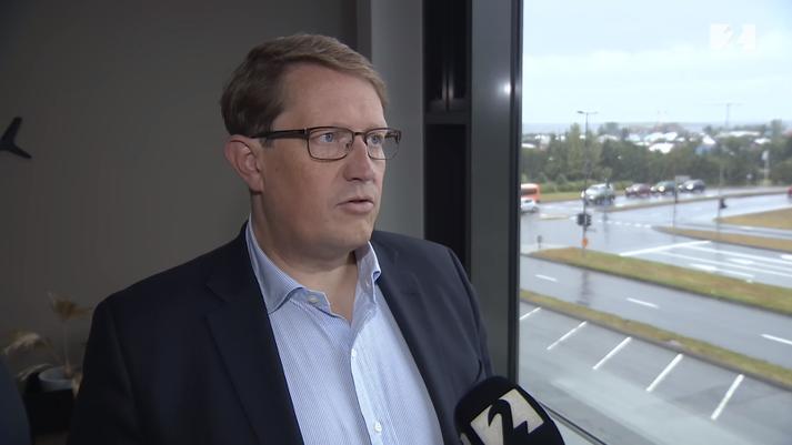 Birgir Ármannsson, þingflokksformaður Sjálfstæðisflokksins.