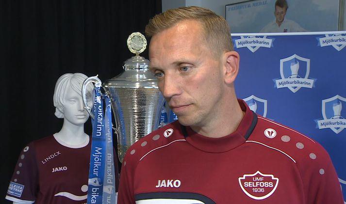 Alfreð Elías Jóhannsson
