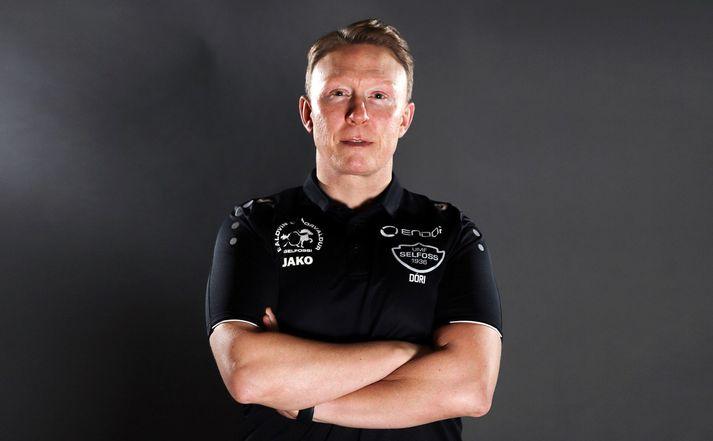 Halldór Jóhann Sigfússon, þjálfari Selfyssinga.