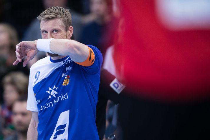 Guðjón Valur Sigurðsson hefur náð ótrúlegum árangri á ferli sínum.