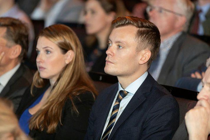 Hilmar Kristinsson erverkefnastjóri yfir fjártækni hjá Kviku banka.