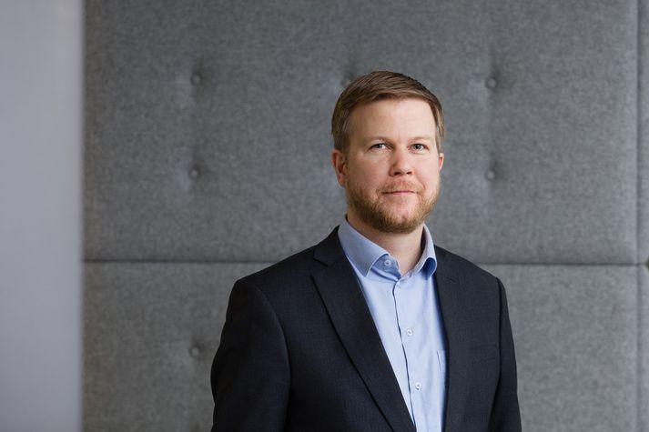 Gunnar Gunnarsson, forstöðumaður greiningar og ráðgjafar hjá Creditinfo.