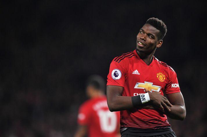Paul Pogba vill ekki framlengja samning sinn við Manchester United.