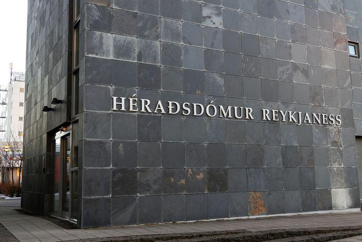 Dómurinn féll í Héraðsdómi Reykjaness.