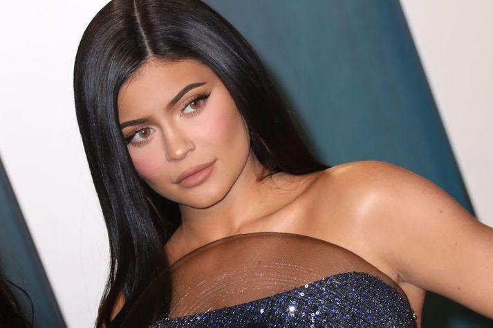 Kylie Jenner var sögð yngsti sjálfskipaði milljarðamæringur sögunnar á lista Forbes yfir milljarðamæringa árið 2019.