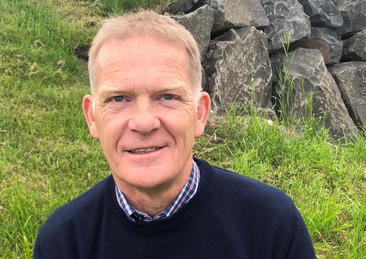 Pétur Heimisson er umdæmislæknir sóttvarna á Austurlandi.