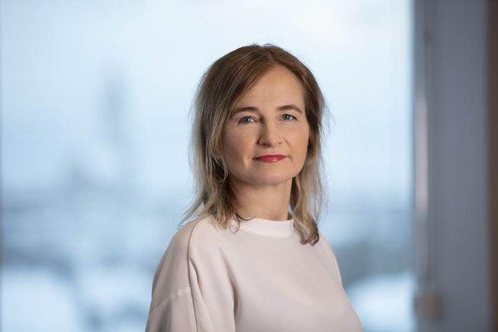 Anna Sigrún Baldursdóttir er nýr framkvæmdastjóri skrifstofu forstjóra Landspítala.