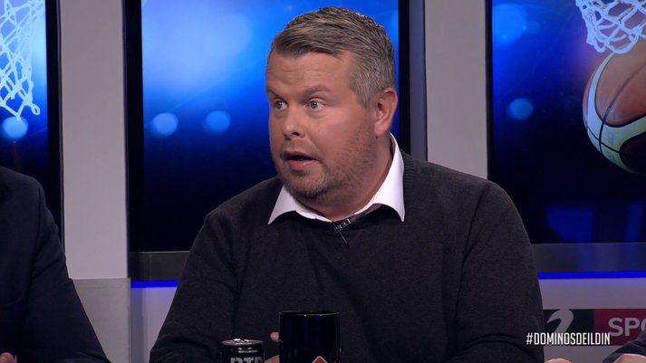 Jón Halldór Eðvaldsson.