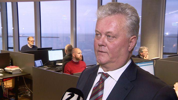 Guðmundur Þóroddsson, framkvæmdastjóri Reykjavík Geothermal.
