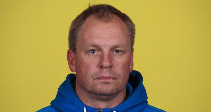 Óskar Hrafn Þorvaldsson.