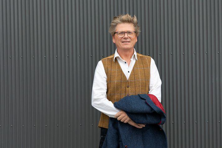 Eiríkur Bergmann, prófessor í stjórnmálafræði við Háskólann á Bifröst.