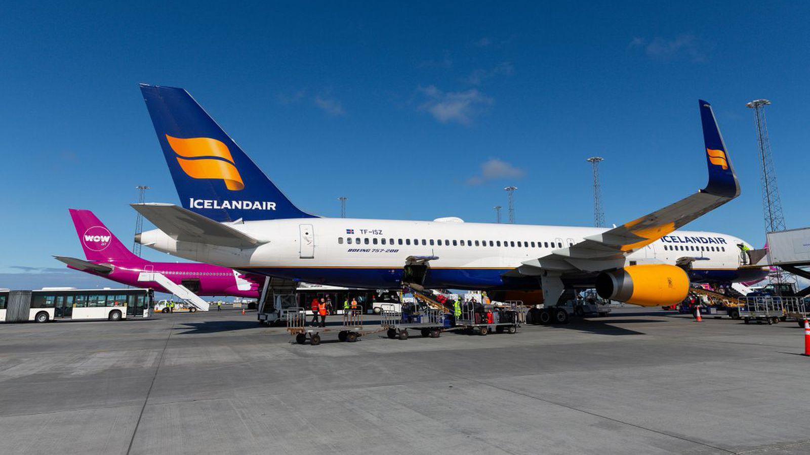 Segir að rekja megi vanda Icelandair til þess að stóru flugfél�...