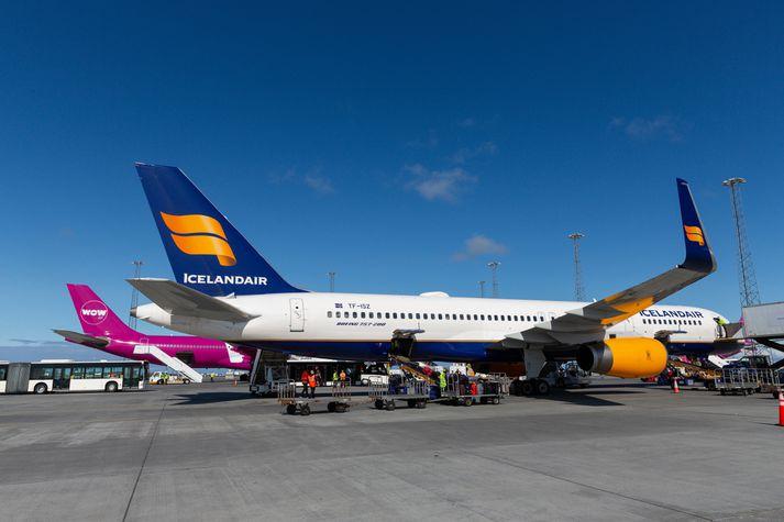 Málefni Icelandair hafa verið fyrirferðarmikil í fréttum undanfarnar vikur.