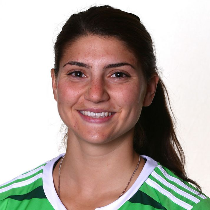 Ariana Calderon er í mexíkóska landsliðinu.