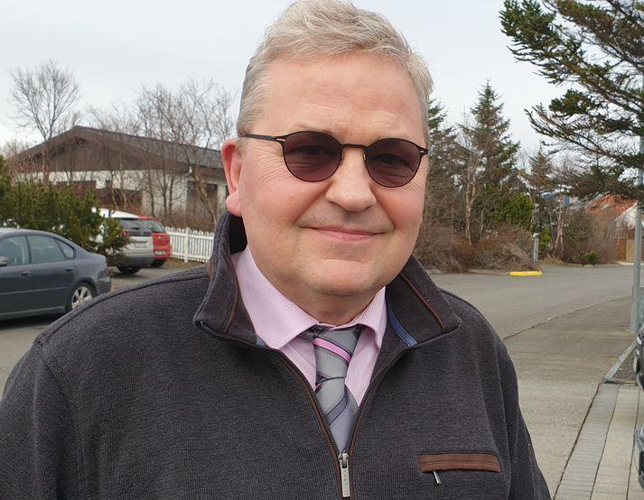 Karl Björnsson, framkvæmdastjóri Sambands íslenskra sveitarfélaga.