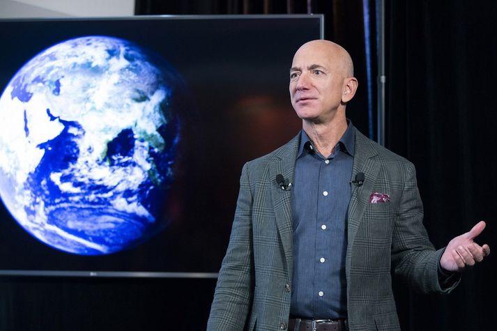 Jeff Bezos vill einbeita sér meira að öðrum fyrirtækjum sínum.
