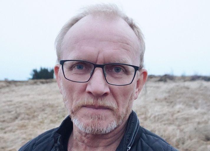 Guðbrandur Einarsson kveður LÍV.
