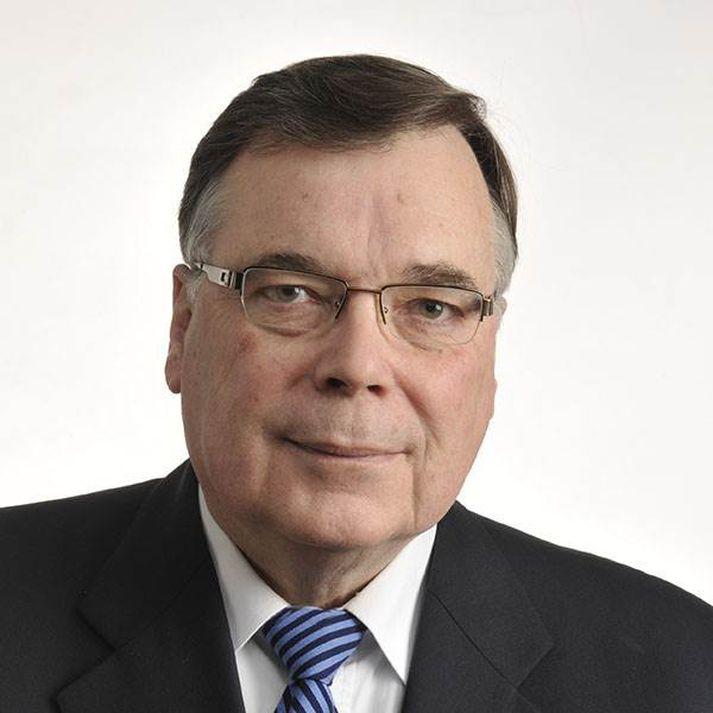 Geir H. Haarde.