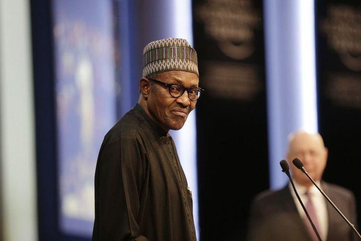 Muhammadu Buhari, forseti Nígeríu, hefur vottað fjölskyldum hinna látnu samúð.