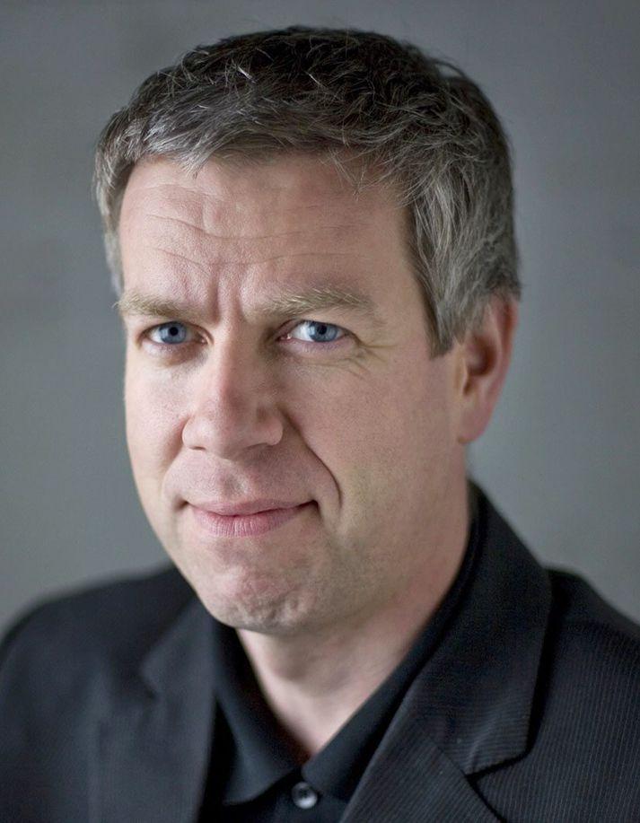 Hermann Stefánsson, framkvæmdastjóri ÍSAM.