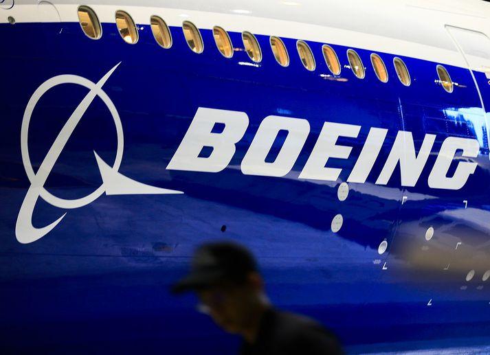 Boeing hefur verið til náinnar skoðunar eftir tvö keimlík flugslys á skömmum tíma.