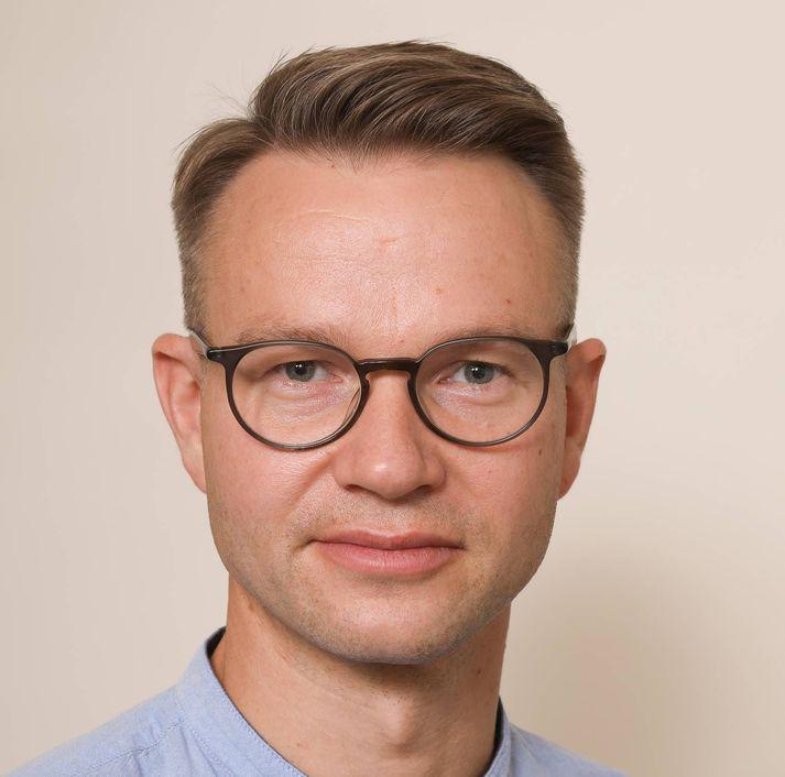 Þorkell Lindberg Þórarinsson er nýr forstjóri Náttúrufræðistofnunar.