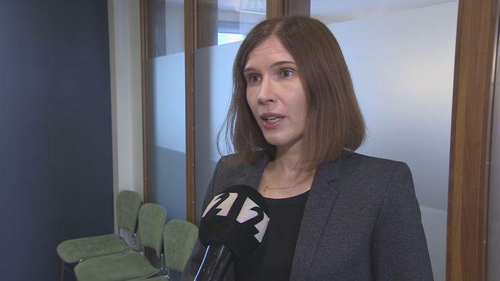 Margrét Einarsdóttir, dósent við lagadeild Háskólans í Reykjavík.