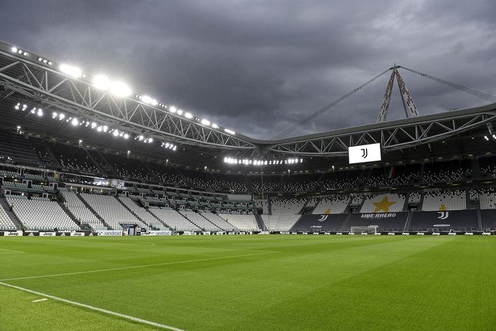 Napoli mættu ekki á Allianz-völlinn þegar þeir áttu leik gegn Juventus þann 4. október.
