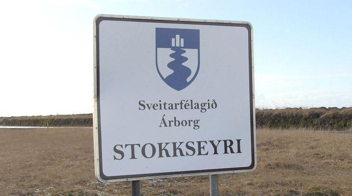 Þorpið á Stokkseyri mun væntanlega iða af lífi um helgina vegna matar- og menningarhátíðarinnar, sem þar verður haldin.
