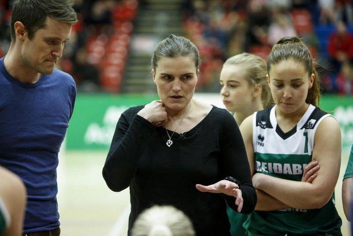 Hildur Sigurðardóttir.