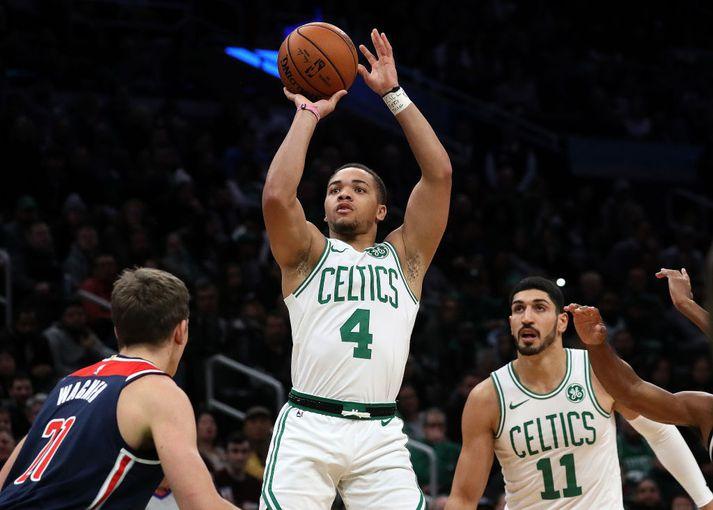 Celtics er óstöðvandi